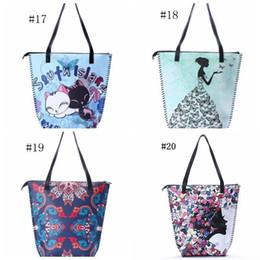 projetos florais bolsas meninas Desconto Sacos de mulheres Étnica Estilo de Um Ombro Bolsa de Couro Senhora Bolsas Saco de Compras Do Vintage Meninas Organizadores 20 Projetos MMA1900