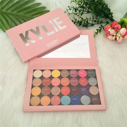 high quality eye palette Promo Codes - New Cosmetics Makeup Magnetic 28 colors Eyeshadow Palette Pressed Powder for Eye High Quality Eye Shadows