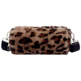 62746ca7341e Designer Fashion Women Cylinder Sling Bag Girls Leopard Print Shoulder  Satchel Bags Chest Bag For Lady 2019 Coin Purse Female Bolsa Z70