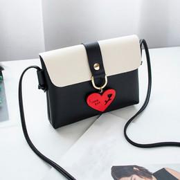 bonitos sacos de totes pequenos totes Desconto 2019 Marca transversal New pequeno sobre a corpo Bag Ladies meninas PU Leather Shoulder bonito bolsa Mulheres Mensageiro Bolsa Feminina