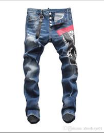 Avrupa daimi erkek kot pantolon, erkek kot pantolon, bir çift skinny jean pantolon ve siyah işlemeli kafatasları # 81 nereden