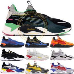 Sport-spielzeug für jungen online-2019 Designer RS-X Toys Release Herren Laufschuhe für Herren Turnschuhe Herren Sneaker Damen Jogging Jungen Sport Damen Trainer 36-45