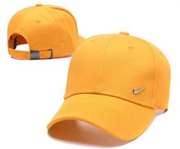 2019 chapéus azuis do sol da camuflagem Bonés de beisebol dos desenhadores das mulheres dos homens boné de beisebol para homens marca cap ajustável designer de cor pura logotipo chapéus 5 cores opcional