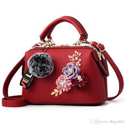 I prodotti caldi di esplosioni di estate incantano le borse all'ingrosso e al minuto di sacchetto di temperamento di eleganza dei fiori la spedizione libera Il trasporto libero da
