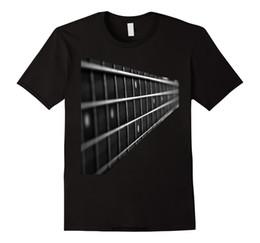 2019 rock-gitarren-t-shirts Lustige Männer T-Shirt Frauen Neuheit T-Shirt Bass-Gitarren Fret Musiker Spieler Metal Rock-Musik-T-Shirt rabatt rock-gitarren-t-shirts