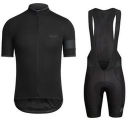 camisetas de ciclismo baratos Rebajas 2019 Pro Team ropa bicicleta de carretera ropa de la bicicleta Rapha ciclismo Jersey Ropa ciclismo de verano camiseta de manga corta de montar XXS-4XL luboss