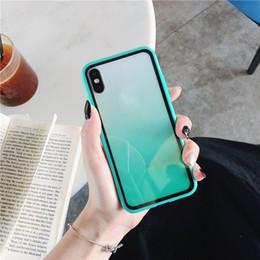 telemóvel doce Desconto arco-íris doces mudar caso moda casos de luxo designer de celulares transparentes para o iphone 11 xs / XR / x / 6/7/8 s / mais goophone pro Max