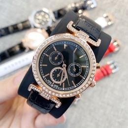 2019 relógios a quartzo Genuíno couro senhora relógio de luxo relogio feminino mulheres diamante Assista moda vestido relógios de pulso Melhor presente da menina de Luxo relógio de alta Qualidade relógios a quartzo barato