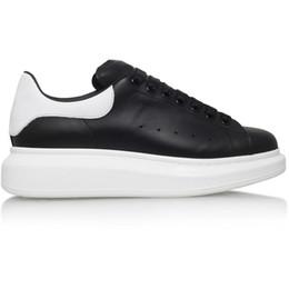 hermosos zapatos altos Rebajas Hombres y mujeres nuevos zapatos casuales entrenador de moda de alta gama de diseño confortable hermosas par de zapatos corrientes 35-46 con la caja de zapatos y la bolsa