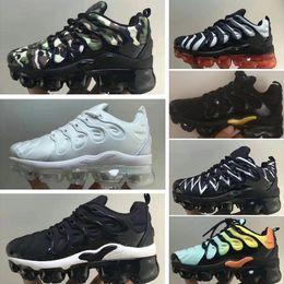 Zapatillas de deporte niños max online-Nike 2018 TN Air Max 2019 Kids TN Plus Designer Sports Zapatillas de correr Niños Boy Girls Entrenadores Tn 270 Zapatillas Clásico Zapatillas de deporte para niños pequeños