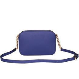 Senhoras livre on-line-Frete grátis 2019 novas bolsas de moda senhoras Messenger bag promoção ombro cadeia casual pequeno saco quadrado 23 * 10 * 16
