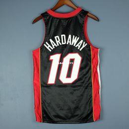 100% cousu Tim Hardaway Cousu Jersey Maillot Taille XS-6XL Maillots De Basketball Cousu ? partir de fabricateur