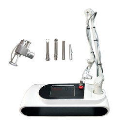A máquina da beleza da remoção de Mark do estiramento Vaginal aperta o tratamento da acne Anti-Inchaço Máquina da beleza do CO2 do beleza da cara lift de