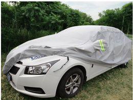 2019 наклейка линия гольф Производитель плюс хлопок утолщение анти-снег солнцезащитный крем крышка Оксфорд навес крышка алюминиевая фольга автомобиль одежда поддержка автомобильные чехлы