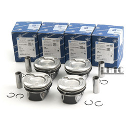 2021 toque mercedes 4x Pistons Rings Set DST KS Para a Mercedes-Benz M274.910 1.6T C180 CGI E180 SLC180