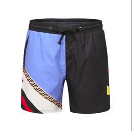 f24269cc27afd Summer Shorts Men Hot Surf Beach Printing Men Beach Shorts Loose Stripe Male  Board Shorts Pants M-3XL #5004