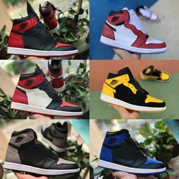 AJ1 Air Jordan 1 x Fragment Design Rabatt Original Schuhe