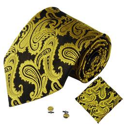 Fazzoletto da uomo Fazzoletto da taschino Fazzoletto da polso Set Poliestere di seta Tinta unita Extra Larghezza lunga Cravatta Business Wedding #YL da