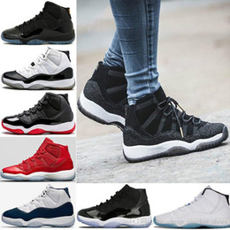 cheap for discount a2bd7 bc57d Mütze und Kleid 11 Prom Night 11s XI Gym Red Concord 45 PRM Erbin Herren  Damen Basketball Schuhe Cool Grey Sport Sneaker Red Velvet coole kleider  Angebote