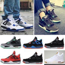 newest collection 4f1f2 80d6f Nike Air Jordan 1 4 6 11 12 13 Retro CACTUS JACK Travis Scotts x 4s Denim  LS Jeans Houston Oiler Weißer Zement Raptor KAWS IV Herren Basketballschuhe  Pure ...