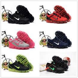 führte kühle net lichter Rabatt 2019 Kleinkind, Kinder Schuhe Chaussures Laufen pour enfants 2019 KPU Kinder Jungen Mädchen athletischer Sport-Jogging Gehen Turnschuhe