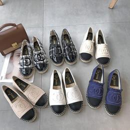 Toms planos online-2018 marcas calientes nuevo zapato sola lona de las mujeres zapatos de los planos mocasines casuales zapatillas de deporte zapatos sólidos de conducción tom alpargata zapato para caminar
