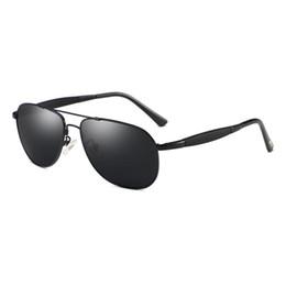 12da59f2175 driver sun shade Coupons - New 2019 Men s Polarized Pilot Sunglasses  Photochromic Shade Sun Glasses Driver