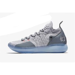 c8df79e8a67a New Basketball Shoes Kd 11 Sneakers Men Grey Eybl Still Emoji Twilight  Pulse Kevin Durant 11s XI Mens Trainers Sports Shoes