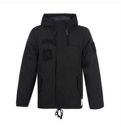 2019 стойки для белых носителей 2019 черный Молодежный мальчик куртка мужская куртка размер XS-XL мода обычная пуховик прилив бренд мужской одежды