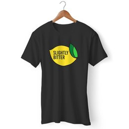 Slightly Shirt Citron Femme Bitter T rdhBtosxCQ