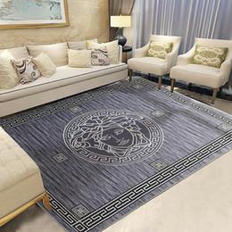 Échantillons de tapis en Ligne-Nouveau Grey Goddess Design Carpet de haute qualité Sample Room Tapis De Mode Pas Cher Et Fine Boutique Tapis Pour La Maison Décoration