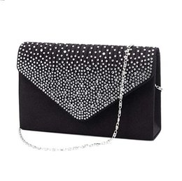 bolsas de festa baratas Desconto Designer-Comprar moda barata Mulheres Evening Envelope Handbag Bridal Party Clutch Purse Shoulder Bag Corpo Cruz à venda