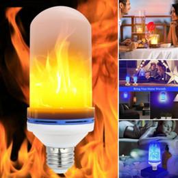 musikinstrumente elektronischen trommeln Rabatt E27 Dynamische LED Flamme Lichter Wirkung Feuer Glühbirnen Weihnachtsbeleuchtung Atmosphäre Beleuchtung Feuer Glühbirnen für Partyurlaub