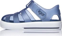 Navio Sandals Igor S10171-063 Blue Star Boy da Turquia HB-003785554 de Fornecedores de colchas crianças