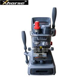 máquina de la llave del cóndor Rebajas Máquina de corte de llaves mecánica XHORSE Ikeycutter Condor XC-002