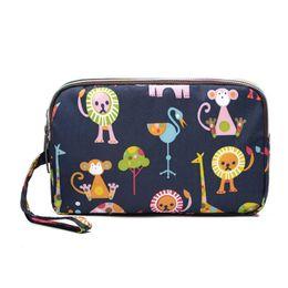 bolsa para carteira senhoras Desconto Moda Feminina Senhoras Bolsas Zipper Wristlet Clutch Phone Pouch Card Holder