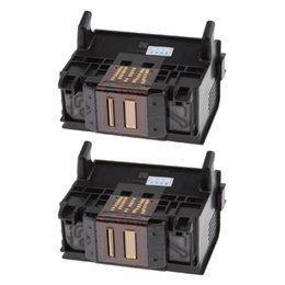 быстрый сканер документов Скидка Ремонтная часть печатающей головки 2Pack для принтера HP D5468, C5388, C6380, D7560 ,C309A ,C410, B8558