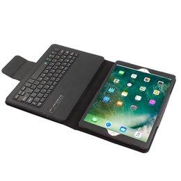 Envío libre de DHL Funda de cuero Teclado para 10.5 '' iPad pro bluetooth inalámbrico cajas del teclado mayoristas Smart ipad cubre teclados desde fabricantes
