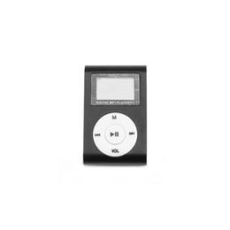 Водонепроницаемый mp3-плеер онлайн-Portable Mirror MP3 player Mini Clip MP3 Player Waterproof Sport music walkman Support TF Card Expansion