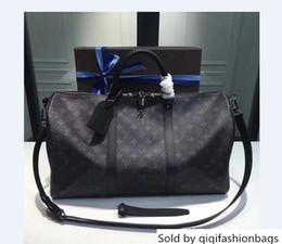 75l sacchetto all'aperto Sconti Donne equisite spalla 45 centimetri di larghezza esterna borse cacual hardware in metallo di lusso del cuoio genuino di grande volume