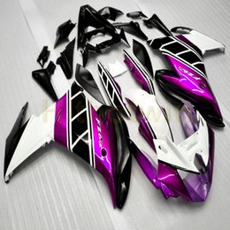 Artículo: Motls + Custom piink ABS motocicleta para YAMAHA FZ6R 2009 2010 FZ6 carenado desde fabricantes