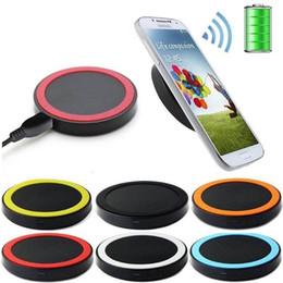 mobile marken preis Rabatt Nagelneue Förderung Universal Phone Wireless Charging Power Pad für Mobiltelefone Wireless Ladegerät e383 Neuer Neupreis