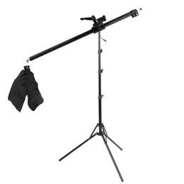 2019 foto-klammern Kamera-Querarmhalterung Boom-Arm-Studio-Fotostandplatz-Spitzenlicht-Unterstützung Fotoausrüstung-Zubehör rabatt foto-klammern