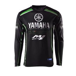 schwarzer motorrad-rennanzug Rabatt Schwarz Rennanzüge Fahrrad Jersey Shirt Langarm Sommer Off-Road Motorradanzug Off-Road Shirt Jacke Outdoor Sweatshirt Sportswear