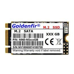 großhandel lvds kabel Rabatt GOLDENFIR M.2 SSD NGFF 22x42 mm Interne Solid State Drives 60 GB, 120 GB, 240 GB SSD Für Laptop, Notebook und Desktop