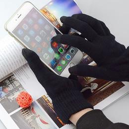 bluetooth spaß Rabatt Mode-Handschuhe Hi-Fun Hi-Call Headset Lautsprecher Bluetooth Magic Talking Handschuhe Full Touch-Handschuh für Moblie-Handys