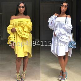 2019 голубой хлопок абая Африканские платья для женщин случайные летние платья женской одежды 2019 короткие платья