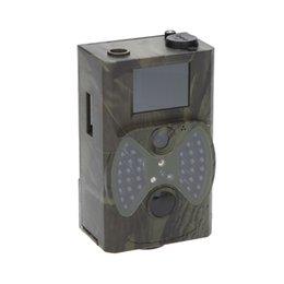 2019 câmera escondida ao ar livre Câmera da vida selvagem sem fio Câmeras Trail Trail HC300A 12MP Wild Surveillance Photo Traps Tracking