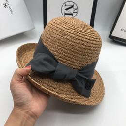 bordi d'erba Sconti Han edizione elegante lafite erba bordo bacino cappello femminile piccola erba pura e fresca cappello in primavera e in estate vacanze fishe