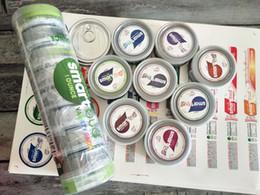 Lata limpa on-line-16 Sabores latas Smartbud fit 3.5 gramas orgânicos inteligente broto lata Smartbud caixa caixa de flores diferentes sabores limpo Pode